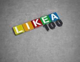 #38 for likea100 Logo by nix418