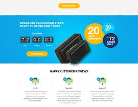 #12 for Landing Page Design for E-commerce product by pixelwebplanet