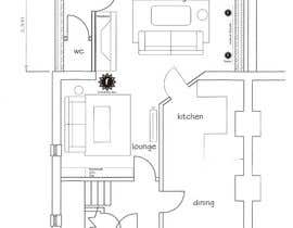 #19 for Extension room layout / interior by georgebaeram