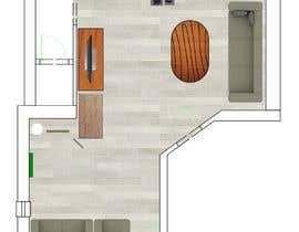 #14 for Extension room layout / interior by nowreenislam
