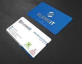 tamamallick tarafından Elemeit business card & letterhead için no 6