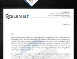 tamamallick tarafından Elemeit business card & letterhead için no 22