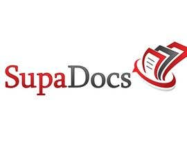 #388 for Logo Design for Supa Docs af soniadhariwal