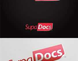 nº 277 pour Logo Design for Supa Docs par simoneferranti