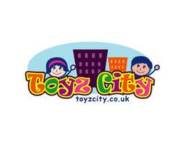 #123 for Professional logo design for Toyz City  (toyzcity.co.uk) by jaywdesign