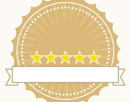 peraflorence tarafından Design a reviews badge için no 60