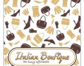 Nro 9 kilpailuun Design for shopping bag and box käyttäjältä yuntaraquel