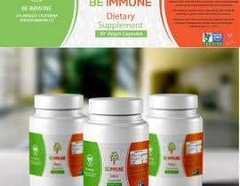 #8 cho Supplement Product Label Design - Be Immune bởi Jannattumpa01