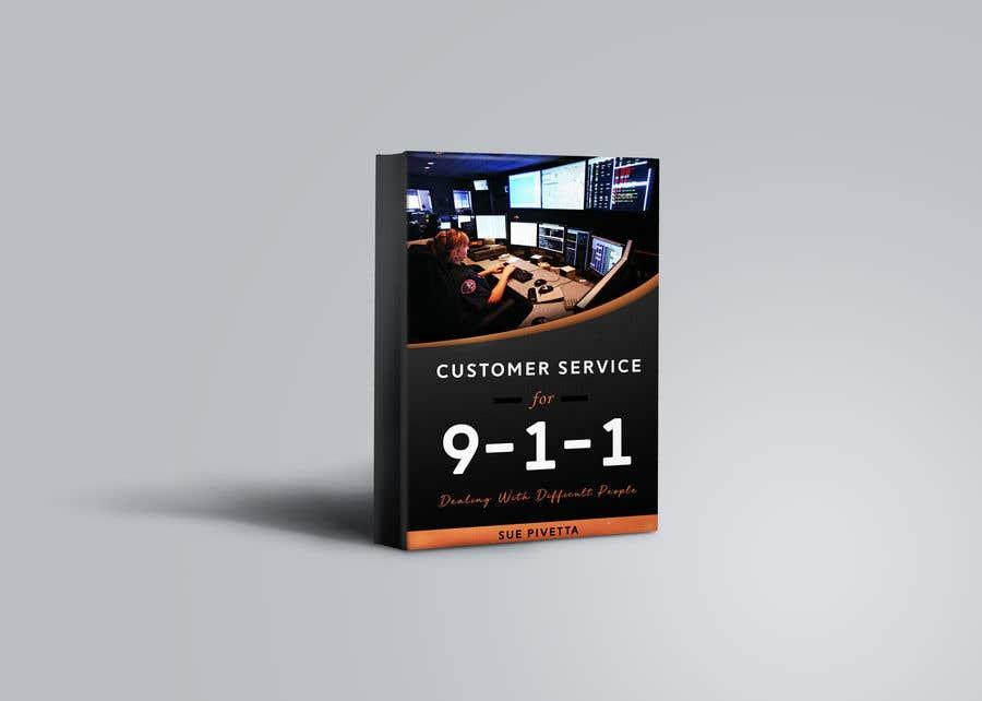 Kilpailutyö #42 kilpailussa 9-1-1 Customer Service Book Cover