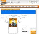 Graphic Design Contest Entry #46 for T-shirt Design for Custom Promotional T-shirt Design