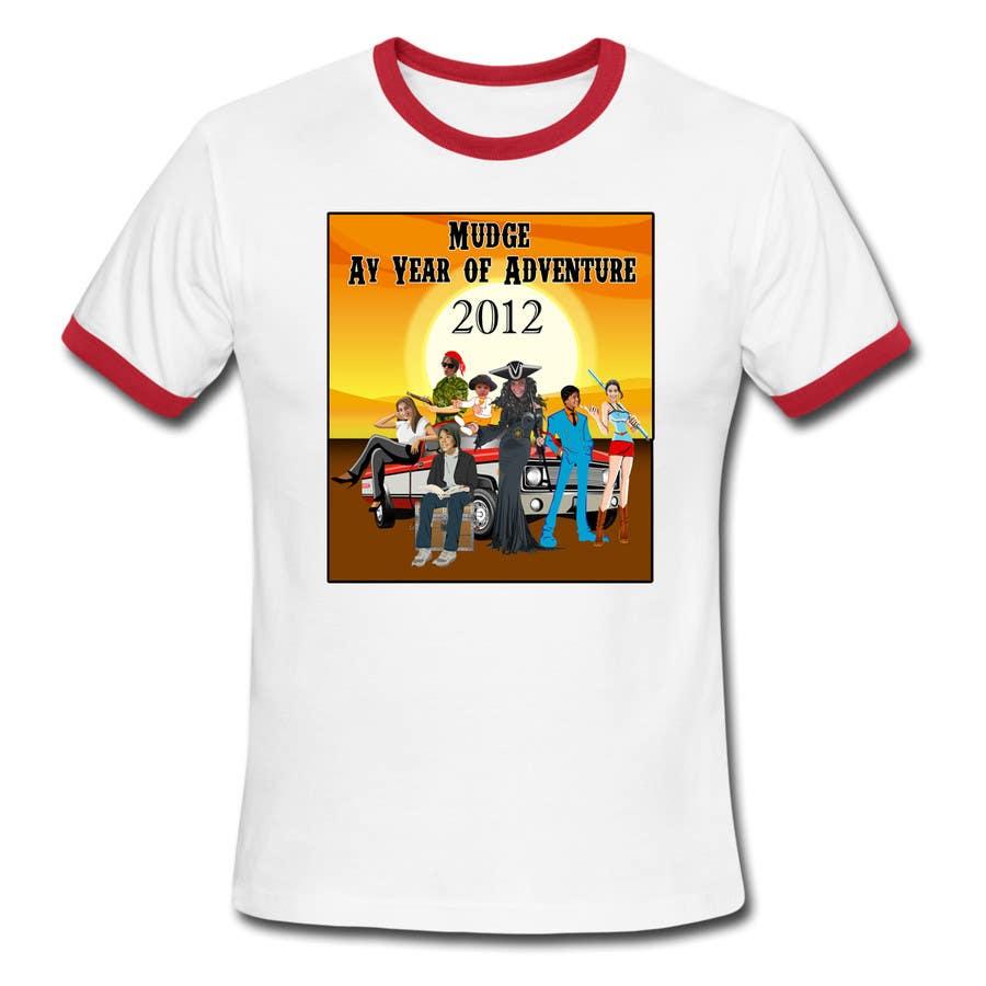 Inscrição nº                                         37                                      do Concurso para                                         T-shirt Design for Custom Promotional T-shirt Design