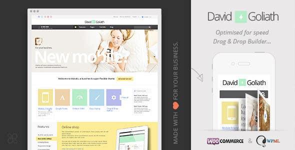 Bài tham dự cuộc thi #                                        4                                      cho                                         Revamp website & make it look premium