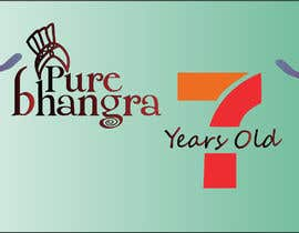 #3 for Pure Bhangra Turns 7 by masalampintu