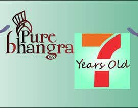 #4 for Pure Bhangra Turns 7 by masalampintu