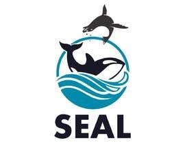 Bros03 tarafından Killer Whale / Seal LOGO DESIGN için no 22