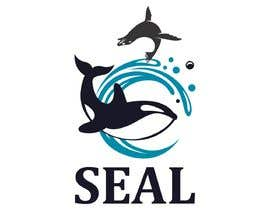 Bros03 tarafından Killer Whale / Seal LOGO DESIGN için no 26