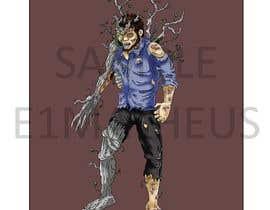 Číslo 16 pro uživatele Character Illustration od uživatele E1matheus