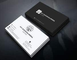 #119 for Design Business Cards for Lawyer by Naymhosain