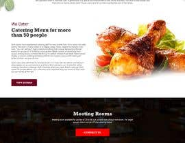 #35 for Design a Website Mockup for BBQ Restaurant by webmastersud