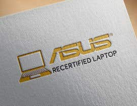 "#8 for Create Logo that says ""Asus Recertified Laptops"" by talhabhatti"