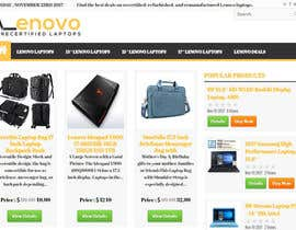"#10 for Create a logo that says ""Lenovo Recertified Laptops"" by samranali22"