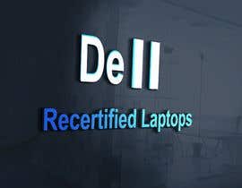 "#8 for Create a logo that says ""Dell Recertified Laptops"" by Hanif24"