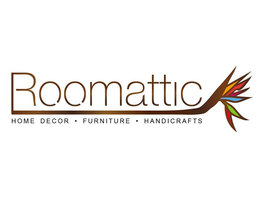 Entry 22 By Fahimyusof For Design A Logo Typeface For A Home