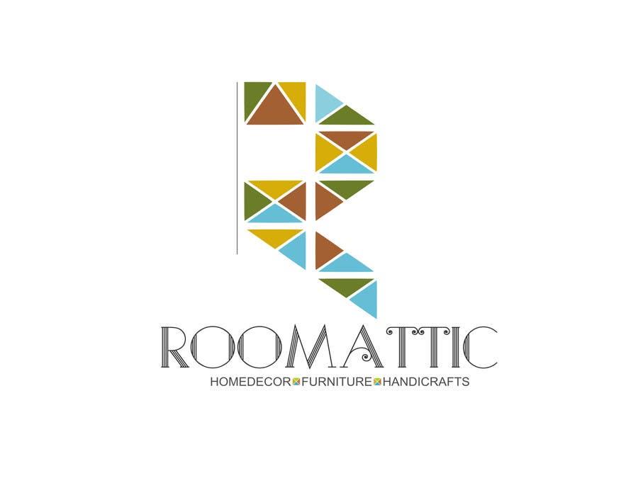 Entry 64 By Ryreya For Design A Logo Typeface For A Home Decor