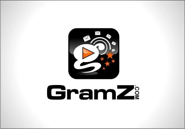 Inscrição nº                                         264                                      do Concurso para                                         Logo Design for GramZ.com