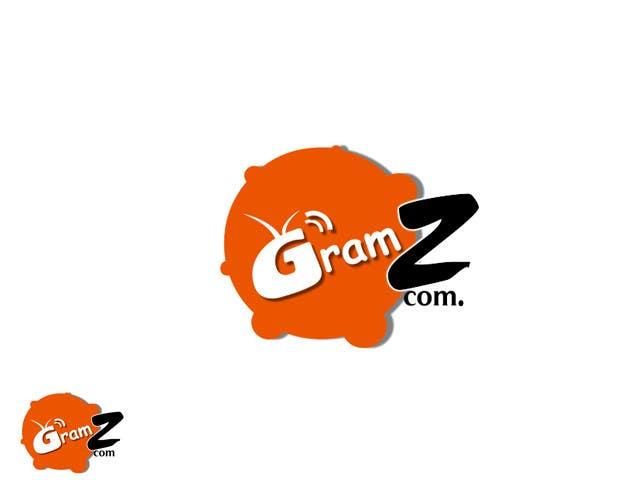 Inscrição nº                                         234                                      do Concurso para                                         Logo Design for GramZ.com
