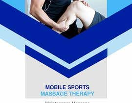 #117 cho Sports massage flyer bởi d3stin