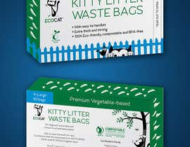 #41 for Design a package for eco-friendly pet waste bags - no amateurs please af reddmac