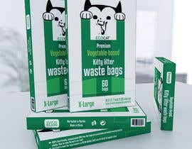 #36 for Design a package for eco-friendly pet waste bags - no amateurs please by rashidabegumng