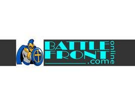 Arshad35 tarafından Design a Logo for Battlefront tube site için no 39