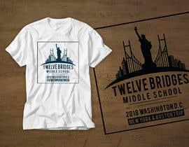 hellodesign24 tarafından Design a t-shirt for Washington DC, New York & Boston Trip için no 13