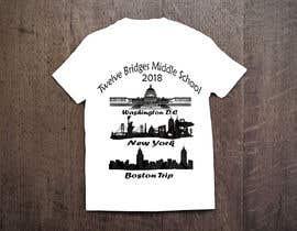 saikatmian tarafından Design a t-shirt for Washington DC, New York & Boston Trip için no 54