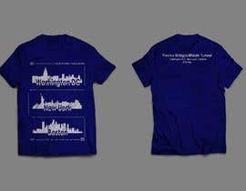 #56 for Design a t-shirt for Washington DC, New York & Boston Trip af markjonson57