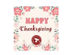#12 untuk THANKSGIVING CARD oleh tarikulkerabo