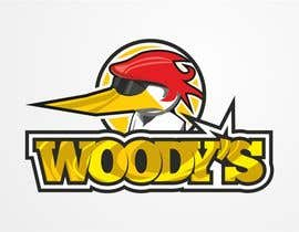 #45 untuk Re-Design a Logo for Woody's Tree Service - Infamous Woody Woodpecker oleh dyv
