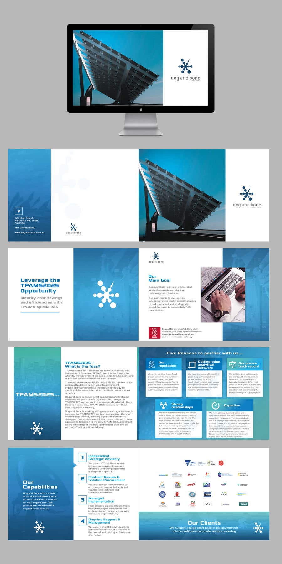 contest entry 36 for design a creative stand out brochure or information sheet