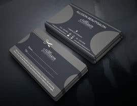 #114 for Design a Business Card for a beautysalon af sajjadraju2302