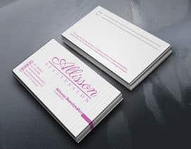 #36 for Design a Business Card for a beautysalon af arfreelancer1212