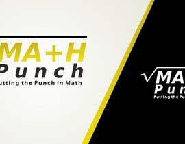#56 para Logo Design for Math Punch - Putting the Punch in Math por Jillion