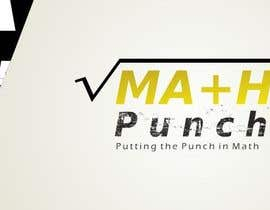 #55 para Logo Design for Math Punch - Putting the Punch in Math por Jillion