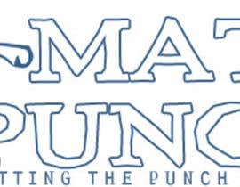 #50 untuk Logo Design for Math Punch - Putting the Punch in Math oleh turaab
