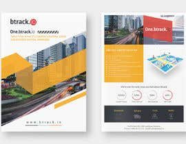 #46 for BROCHURE deisgn by vespertunes