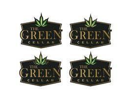 nº 290 pour The Green Cellar (Cannabis Dispensary) par zwook