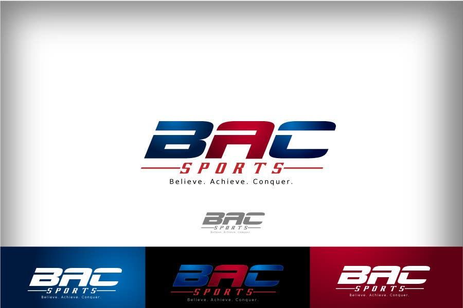 Proposition n°298 du concours Logo Design for BAC Sports