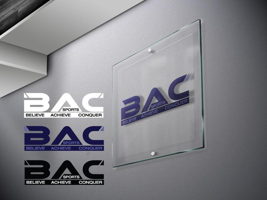 #138 for Logo Design for BAC Sports by CIPRIAN1