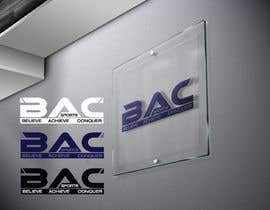 #138 cho Logo Design for BAC Sports bởi CIPRIAN1